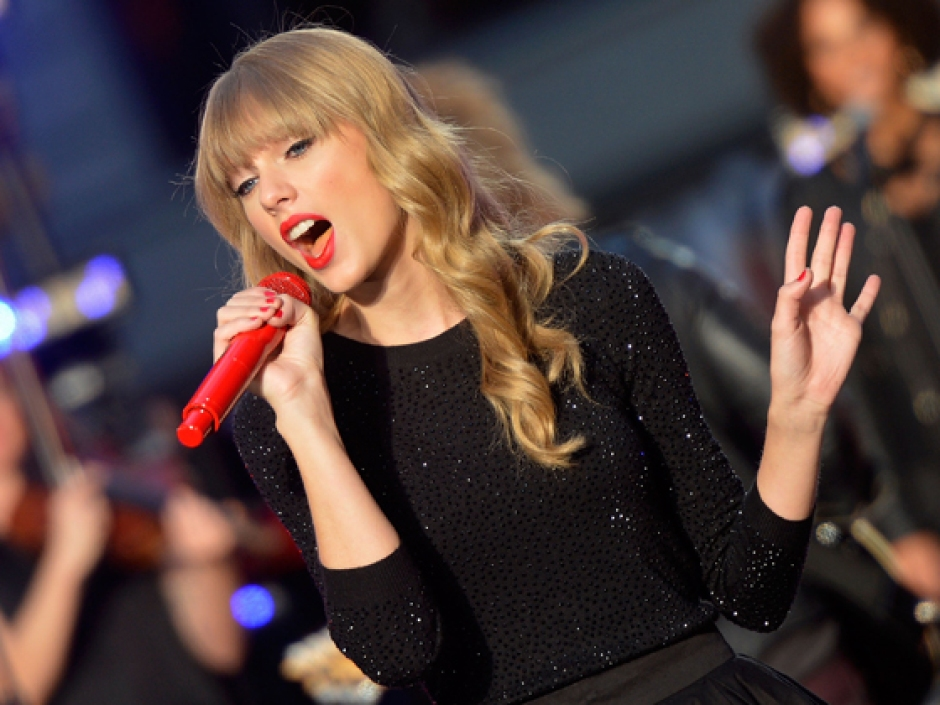 Taylor Swift Announces Red Tour Dates Rolling Stone