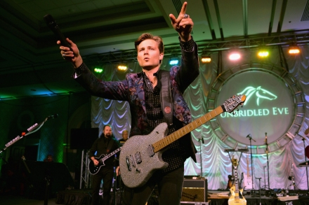 Frankie Ballard Looks to Elvis, Talks Zeppelin at Number One