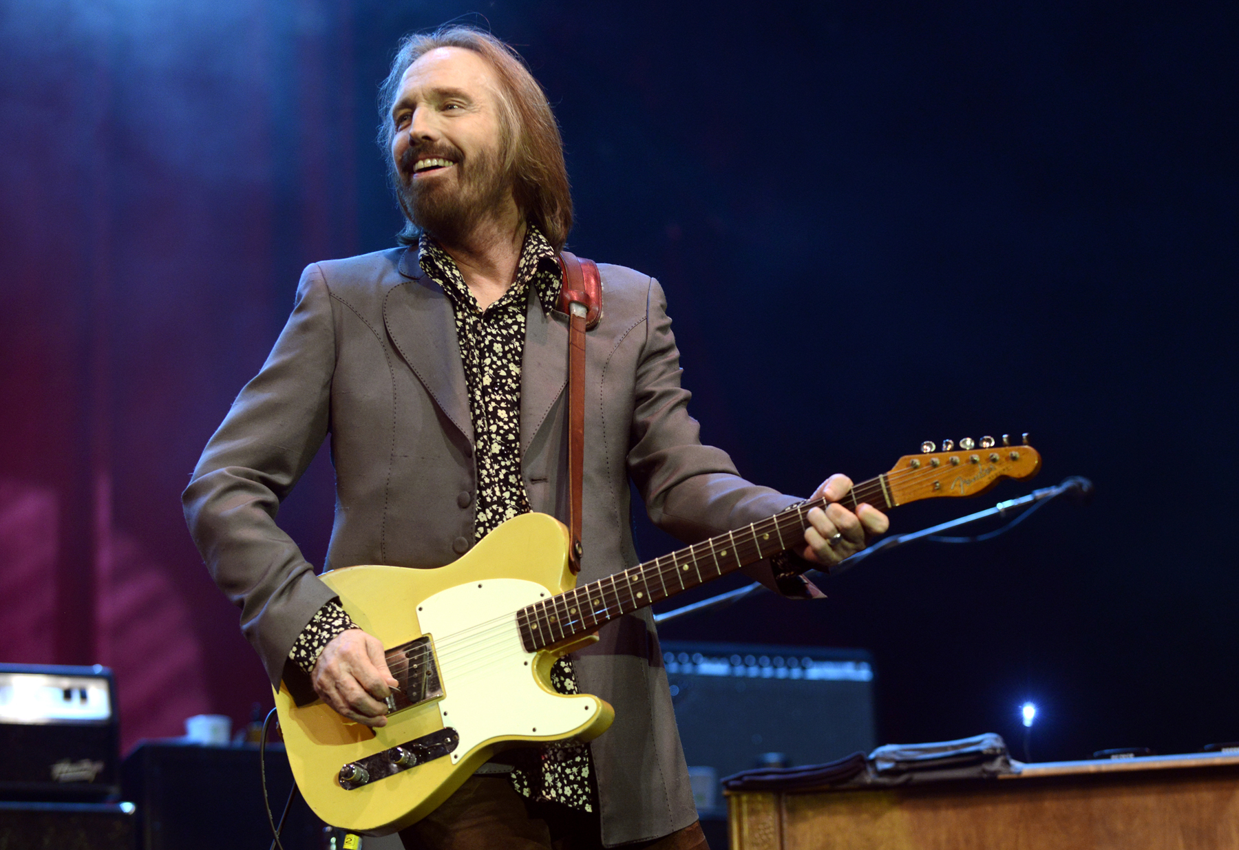 Hear Tom Petty's Blistering New Songs 'U Get Me High' and 'Red River'