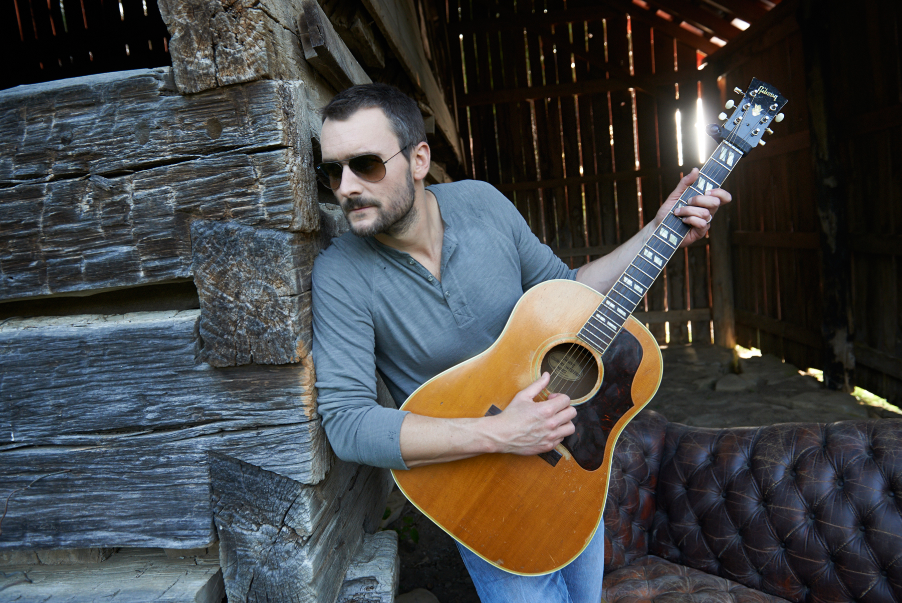 Eric Church on Scalpers, Bro-Country and Blake Shelton Scandal