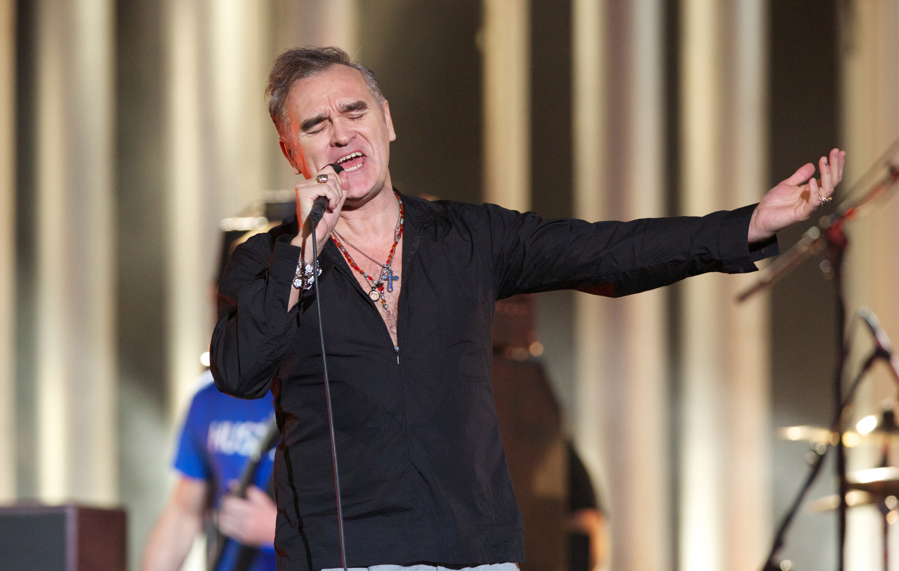 Morrissey Collaborators Throw Punches Online Over Tour Cancellation