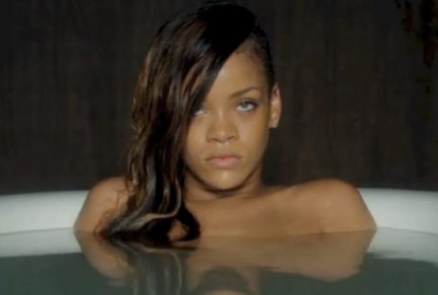 Rihanna Soaks Up Heartache in 'Stay'