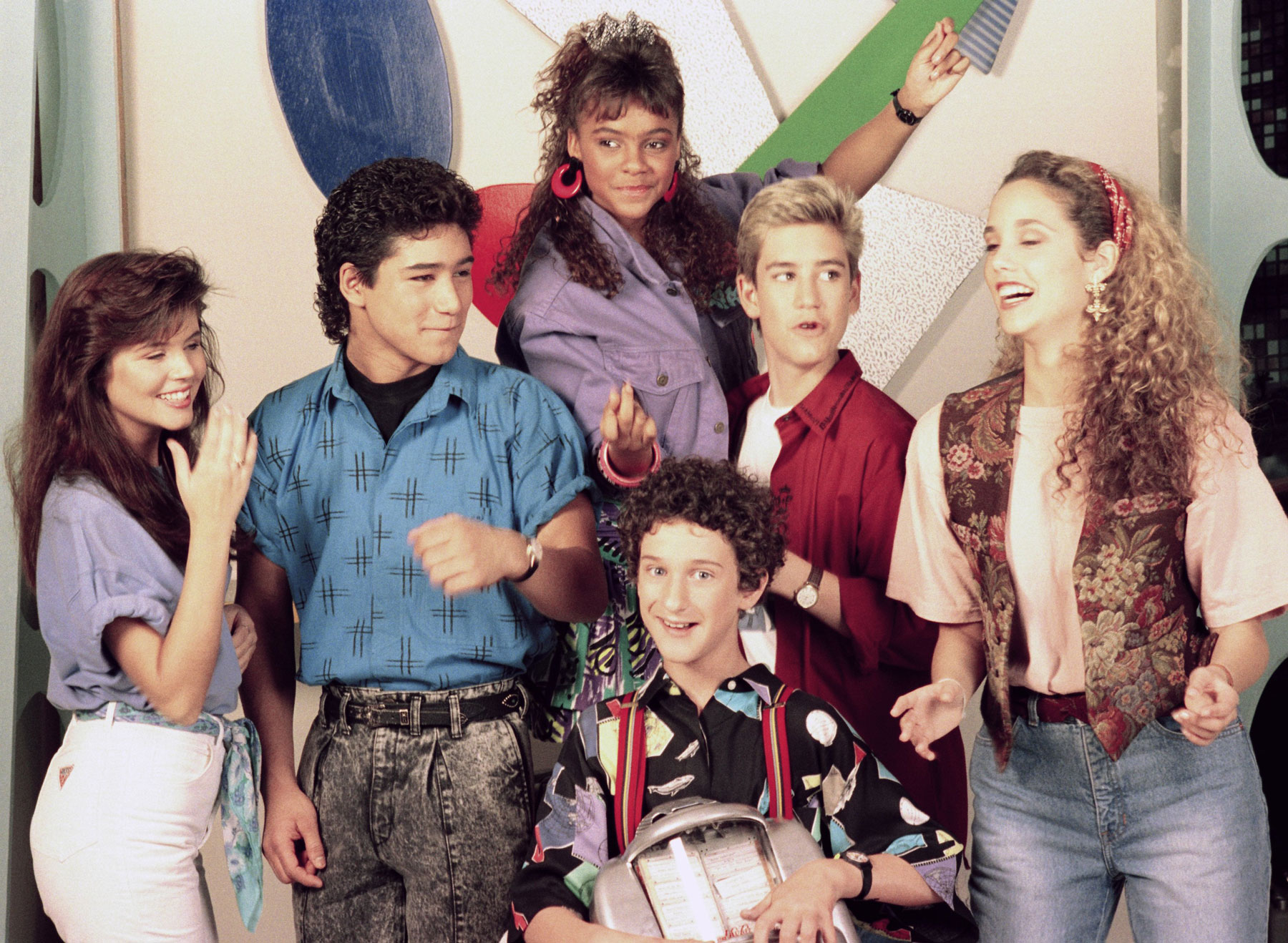 Unauthorized 'Saved By the Bell' Movie Coming to Lifetime This Fall