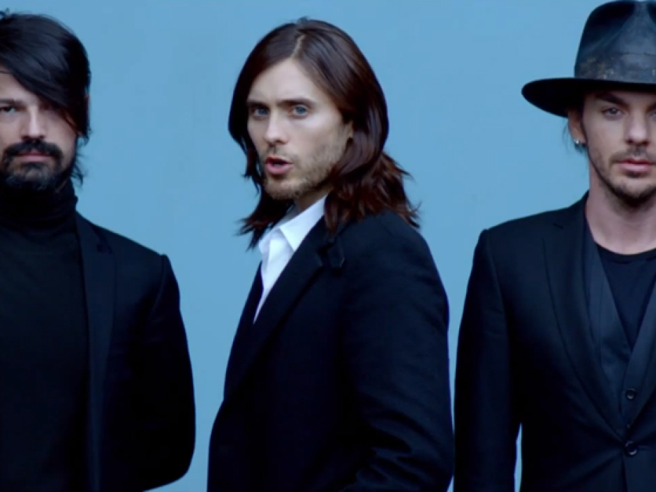Thirty Seconds To Mars Unveil Short Film For Up In The Air Rolling Stone