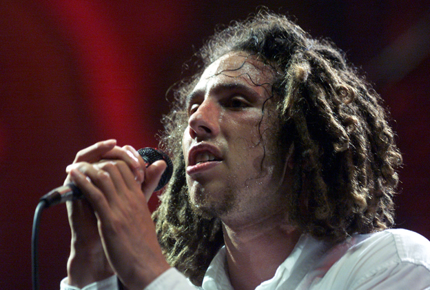 Rage Against the Machine Burn American Flag at Woodstock '99: Watch