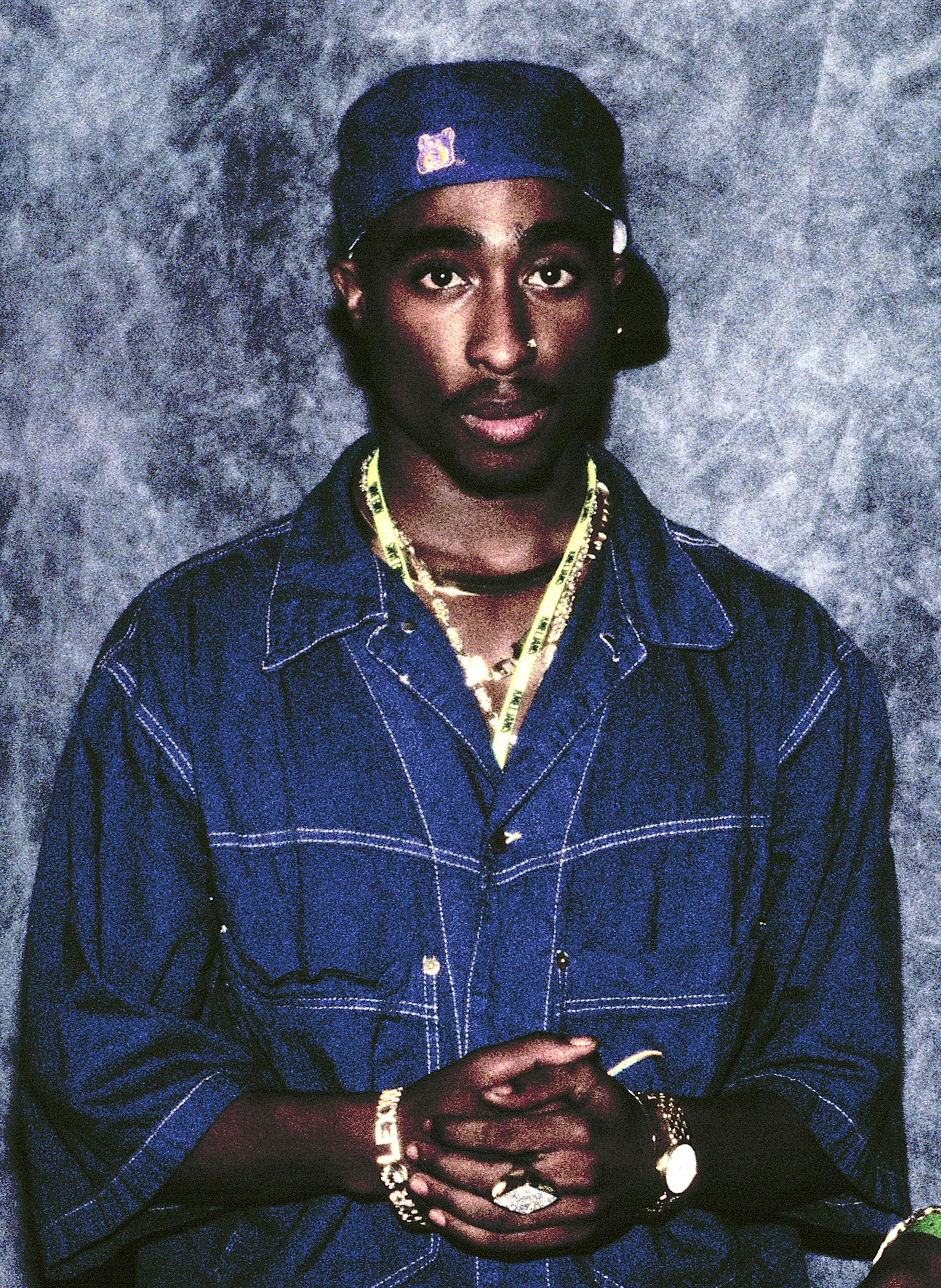 Read Tupac Shakur's Heartfelt Letter to Public Enemy's Chuck D
