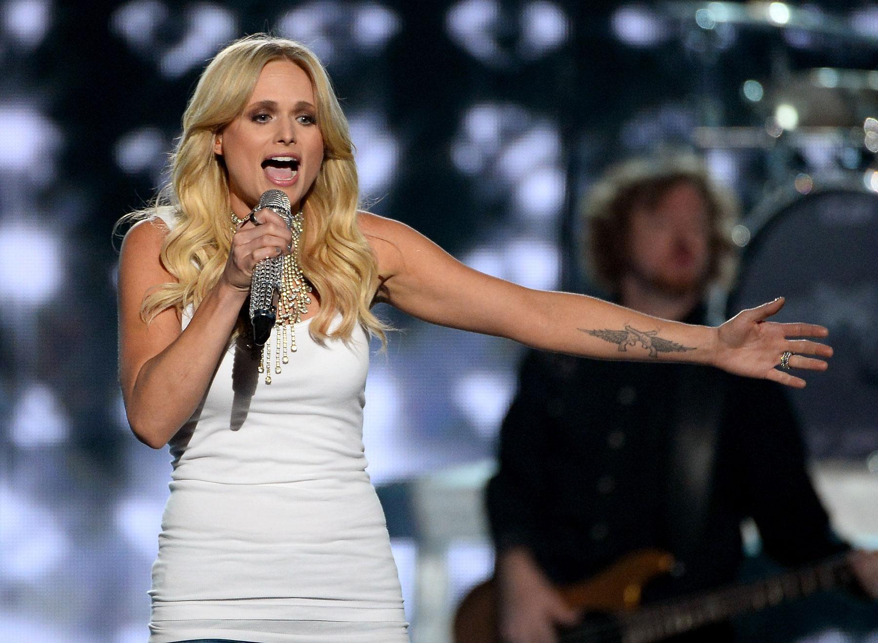 Miranda Lambert Gives a Woman's Take on 'Bro Country'
