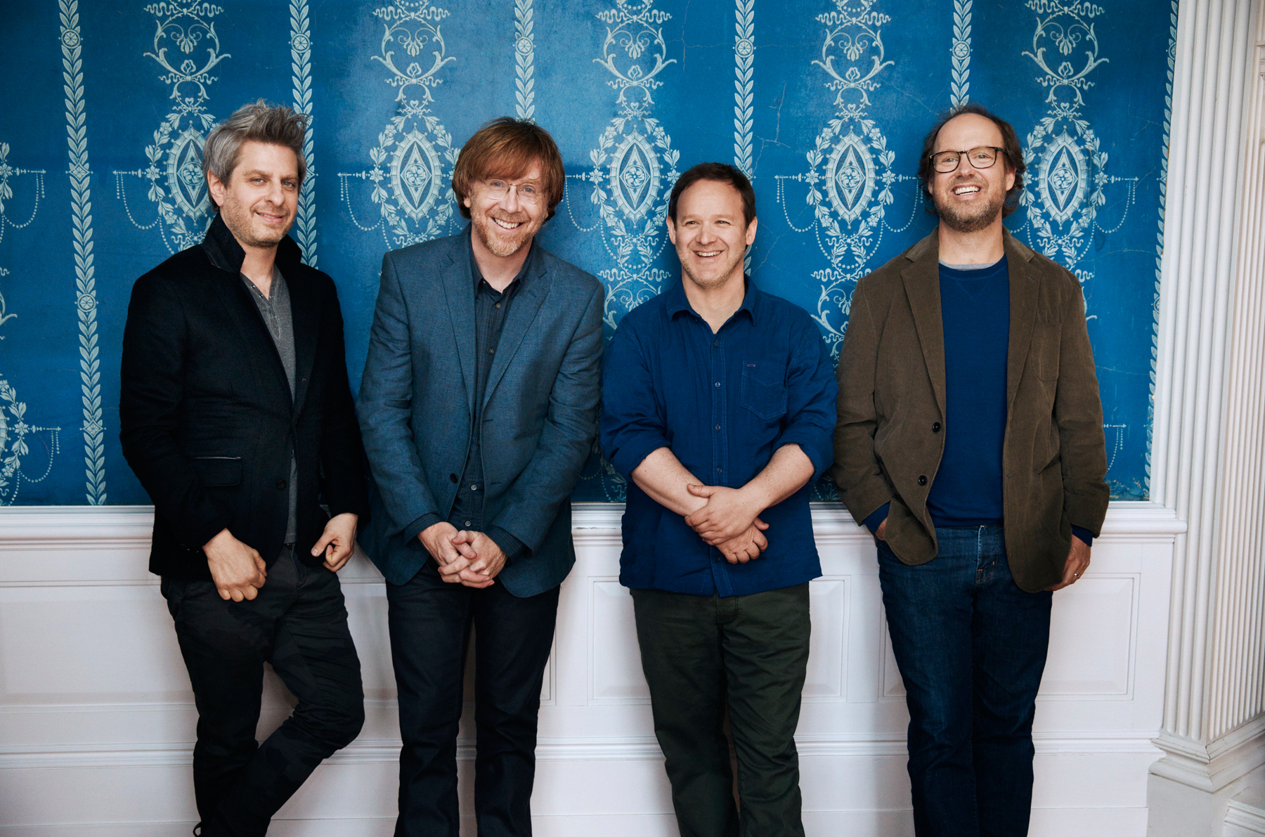 Phish Treat 'Live on Letterman' to Balcony-Shaking Tour Preview