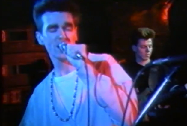 Flashback: Watch the Smiths Play Their Third Concert