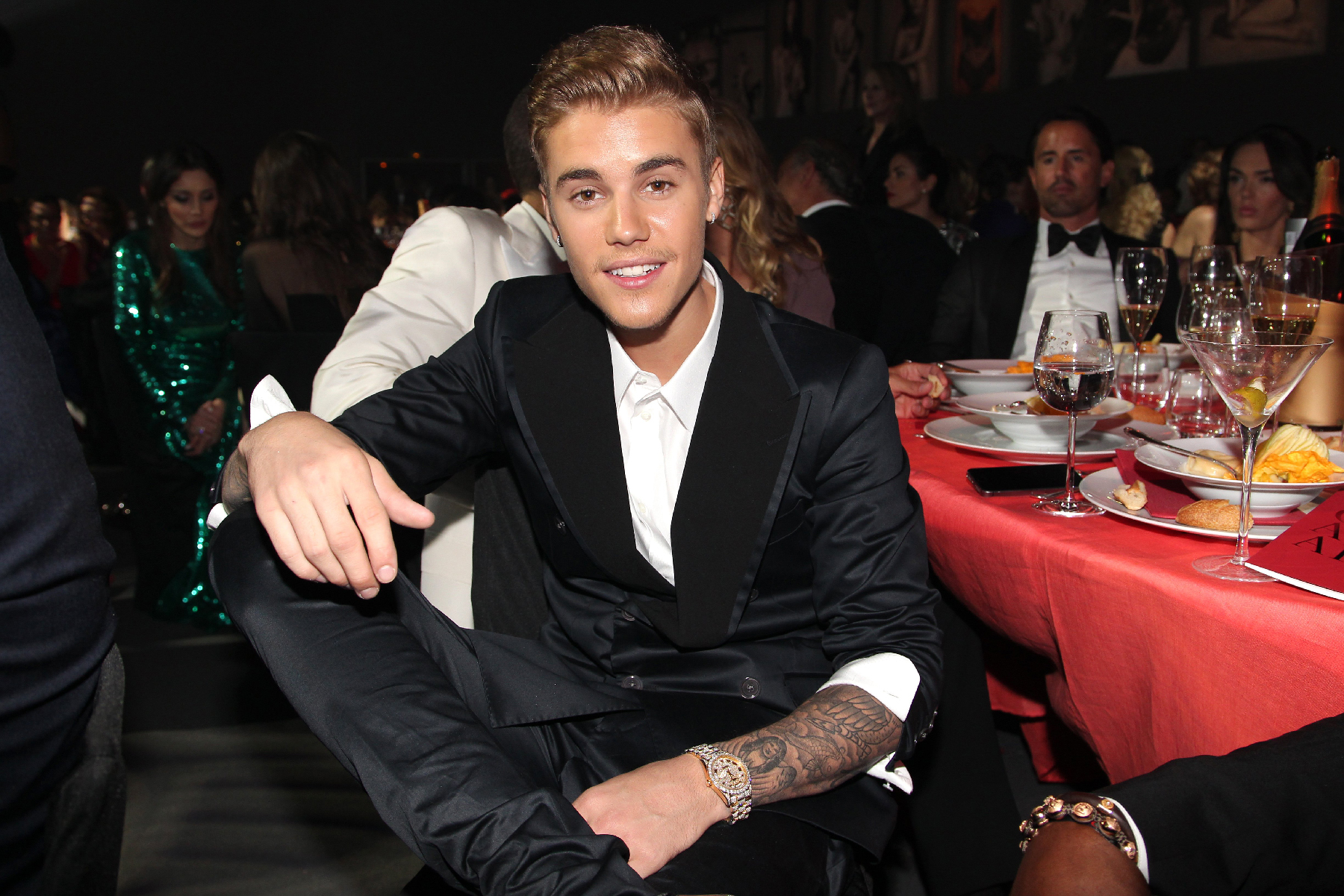 Justin Bieber Sued for Allegedly Hitting Man With Ferrari