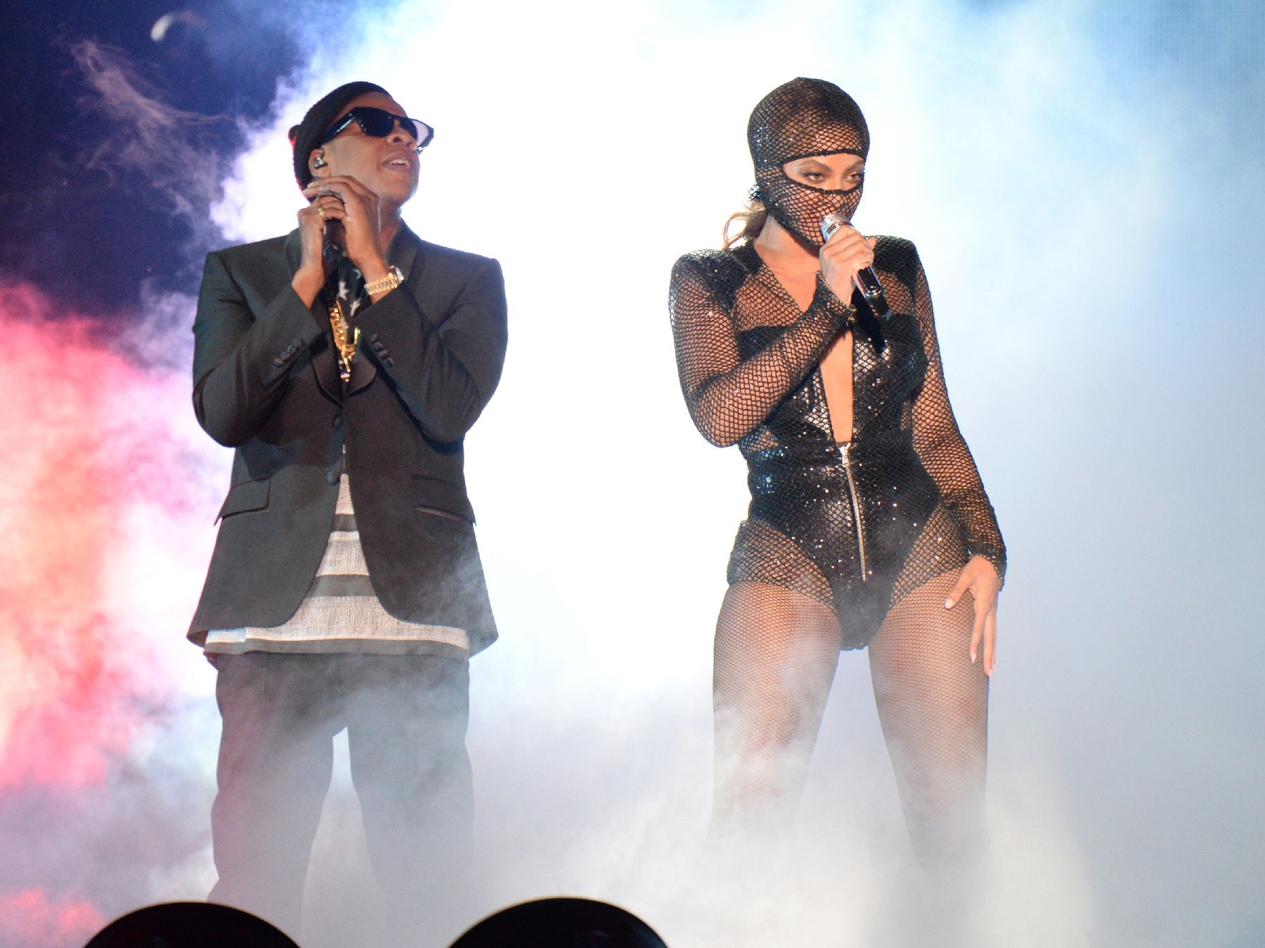 Beyonce and Jay Z's On the Run Tour Opener: A Collaborative Spectacle