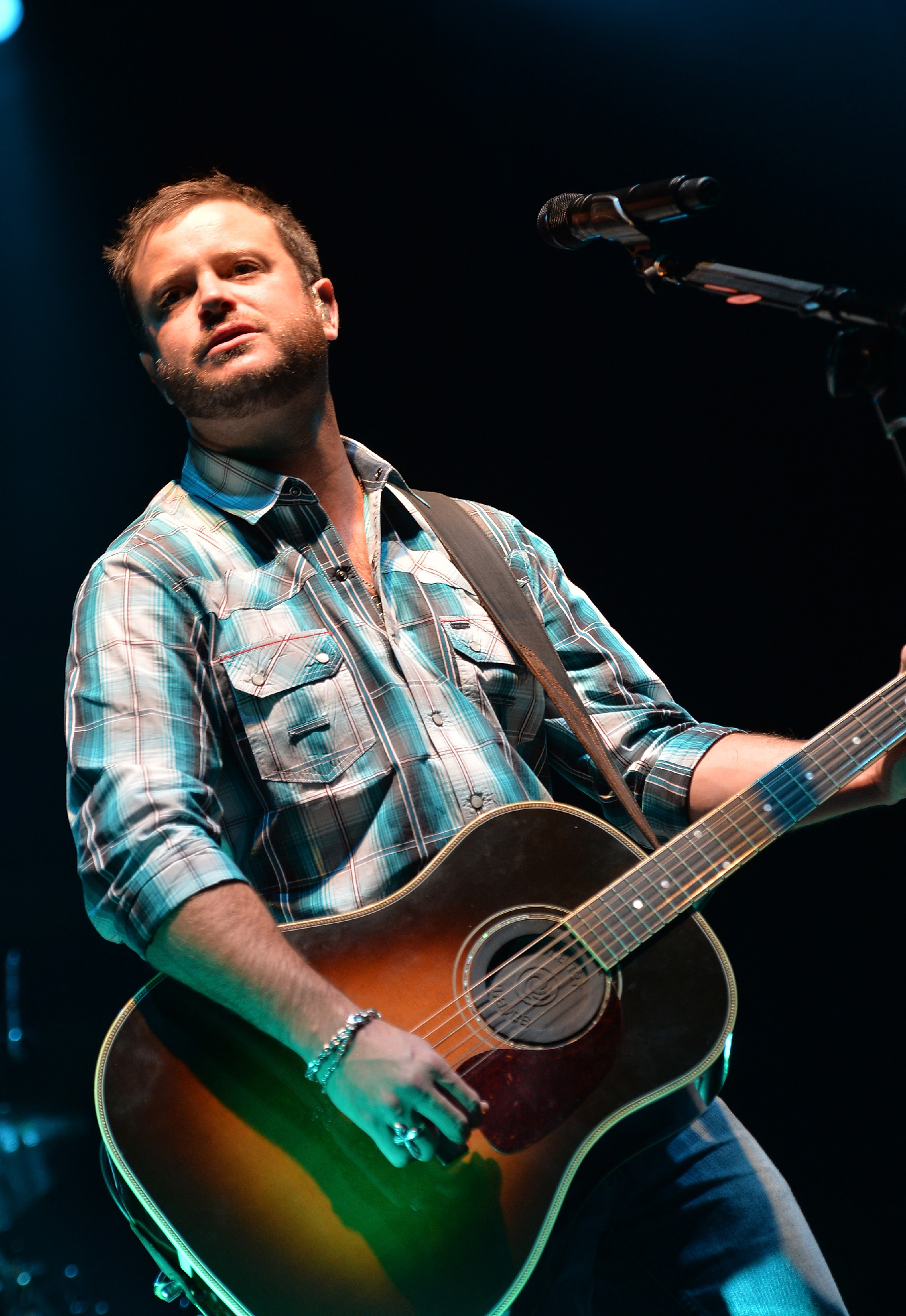 Texas Artist Stoney Larue Discusses His New Album And Opry Debut