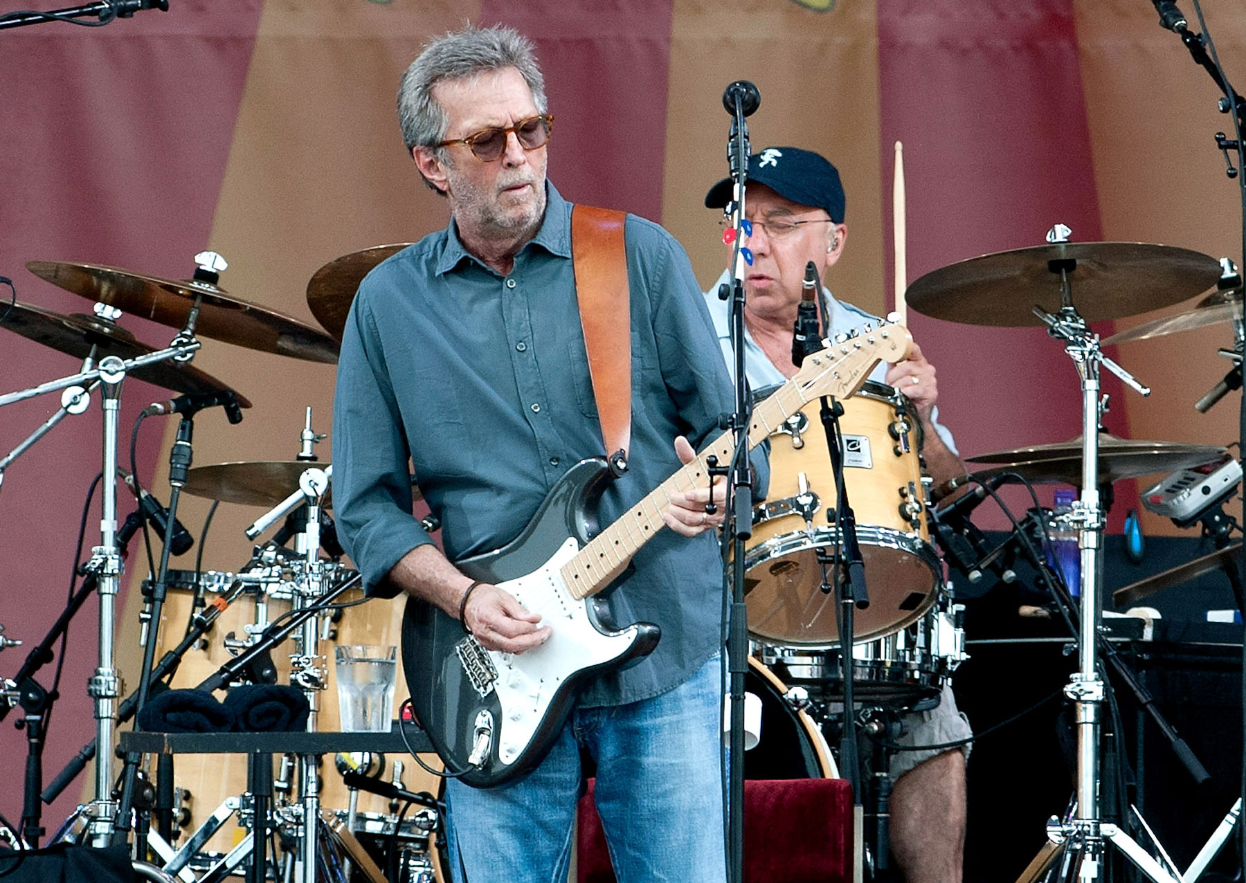 Eric Clapton Hints at Retirement, Says Touring is 'Unbearable'