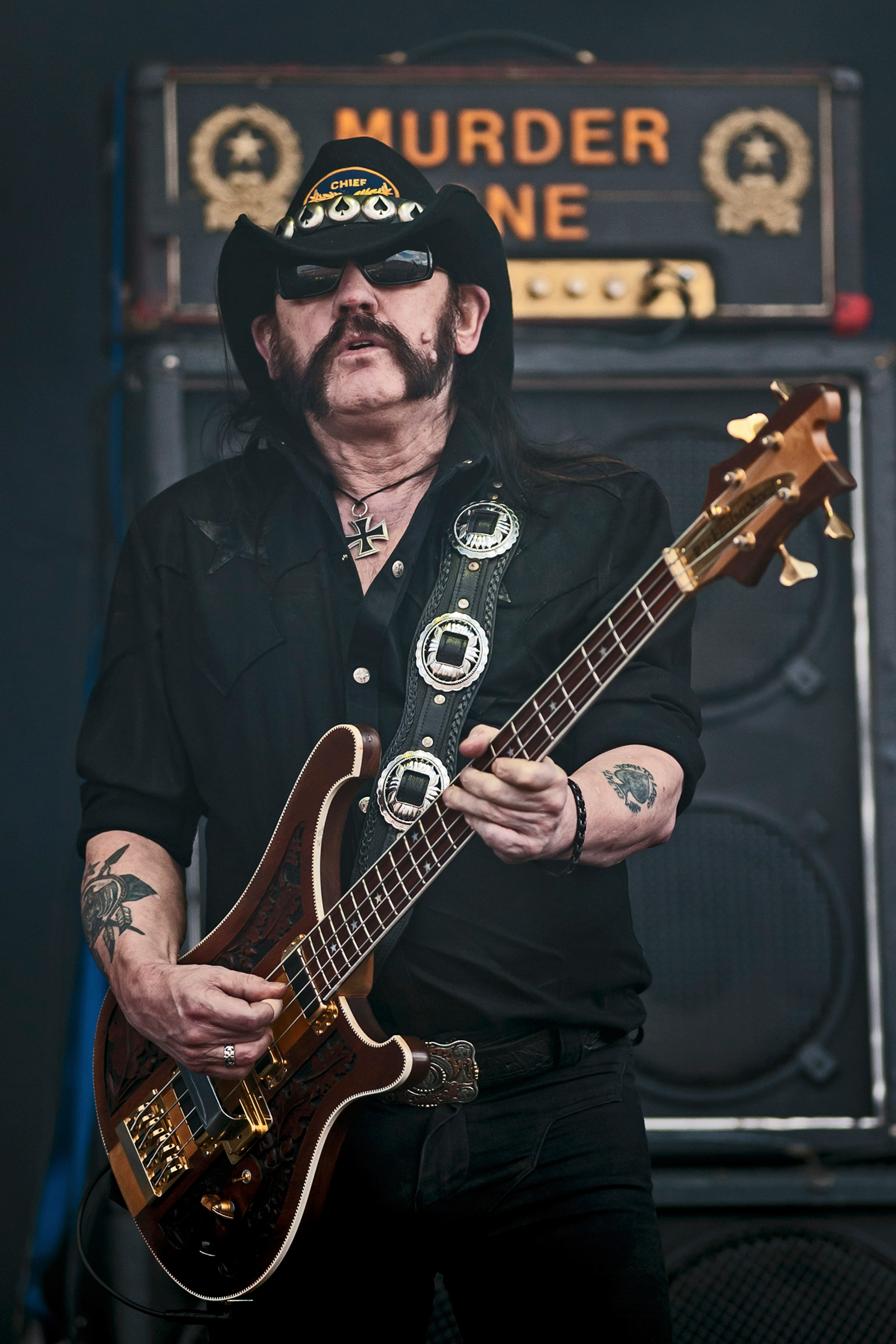 Lemmy Kilmister Stares Down Age 70: 'How Did That Happen to Me?' - Rolling  Stone