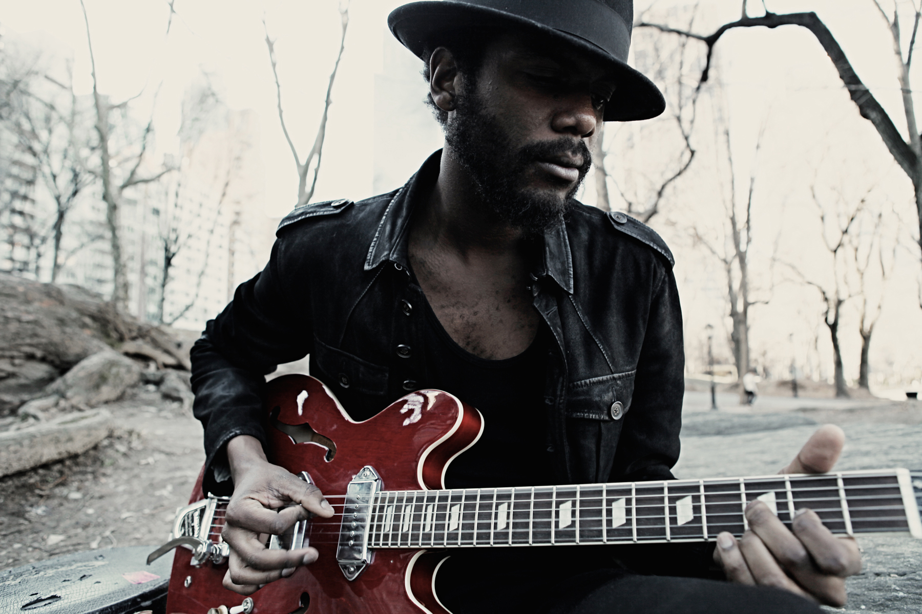 Gary Clark Jr.: 'The New Hendrix' Won't Stop Adventuring