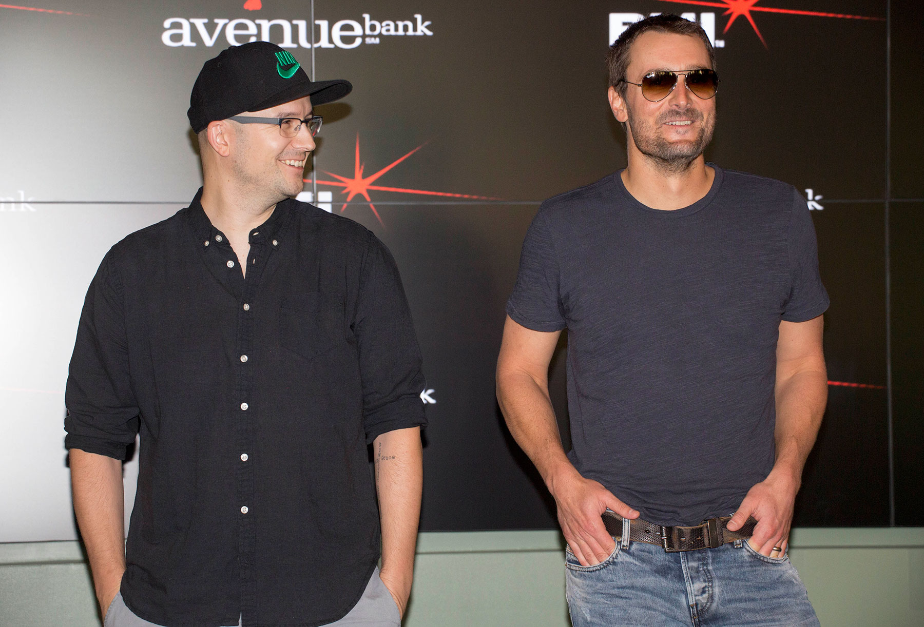 Eric Church, Luke Laird Are 'Hometown' Heroes