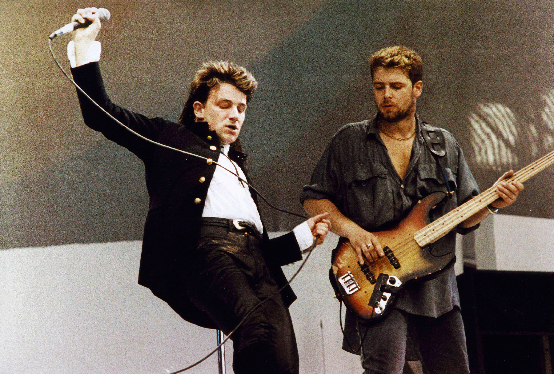 U2's 'Bad' Break: 12 Minutes at Live Aid That Made the Band's Career
