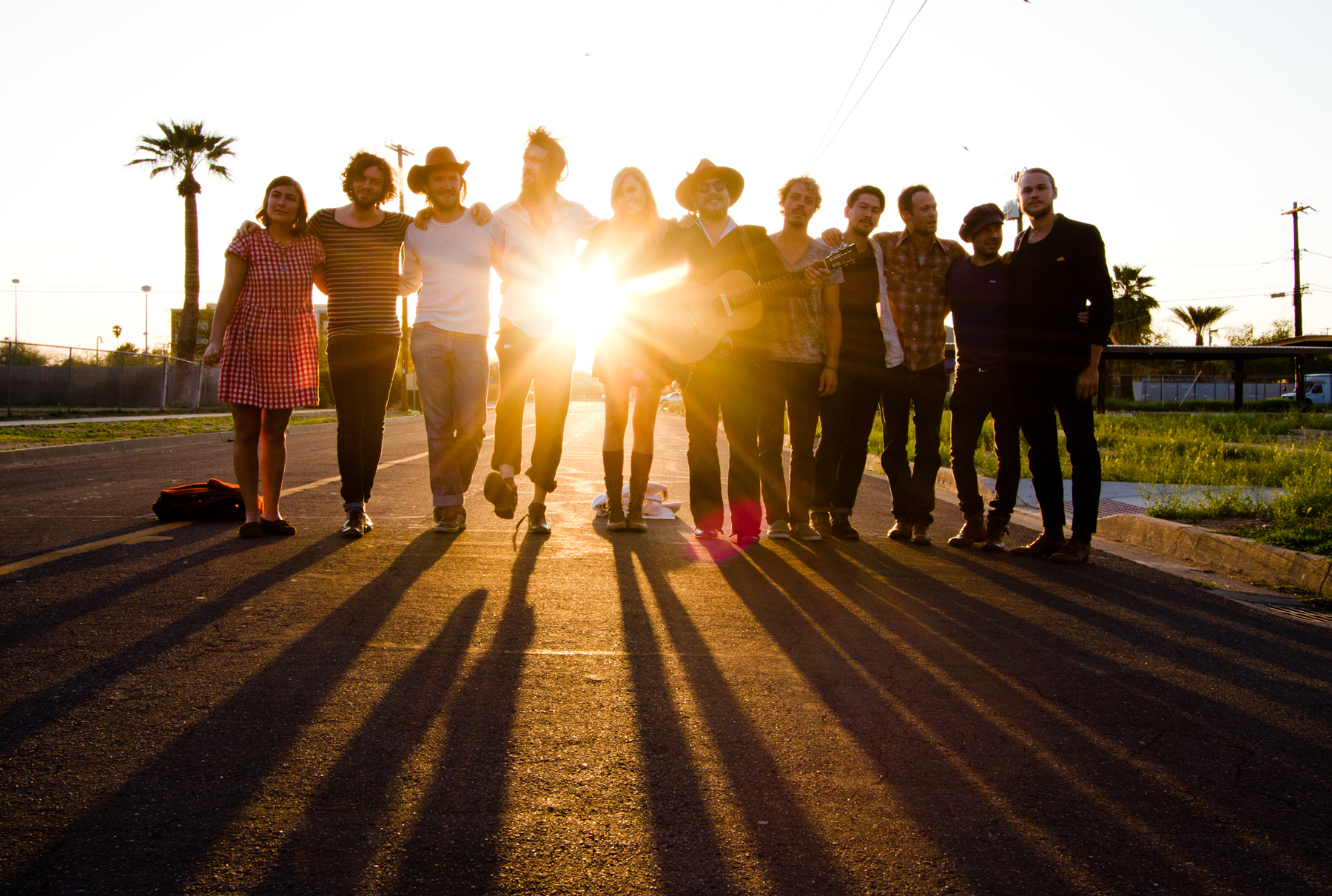 How Edward Sharpe and the Magnetic Zeros' 'Life Is Hard' Came to Life