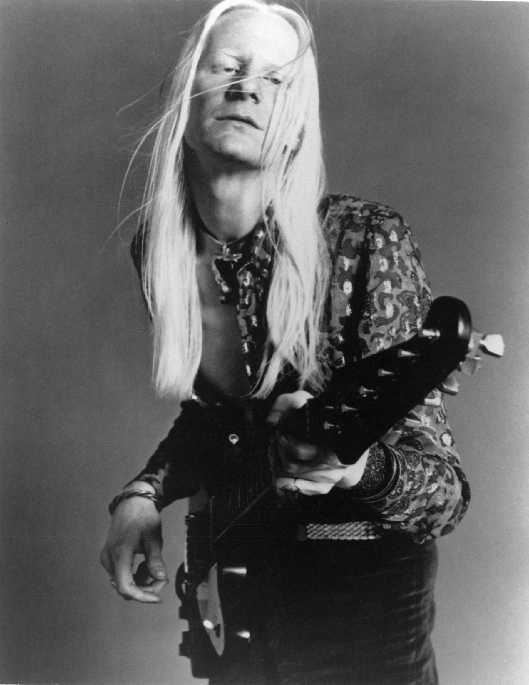 Johnny Winter, Texas Blues Guitar Icon, Dead at 70