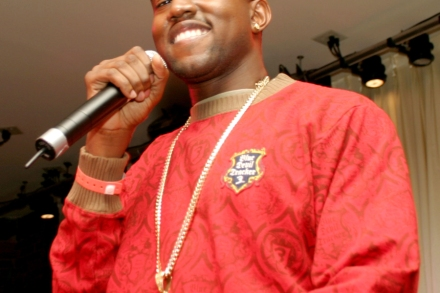 See 19-Year-Old Kanye West Rap at New York Record Store