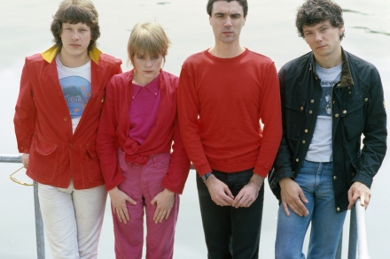Talking Heads on 'Stop Making Sense': 'We Didn't Want Any
