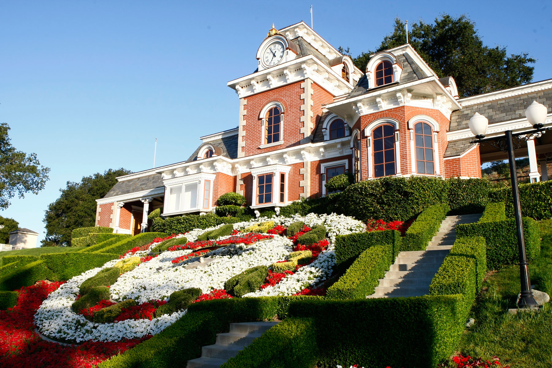 Michael Jackson's Neverland Ranch to Be Sold