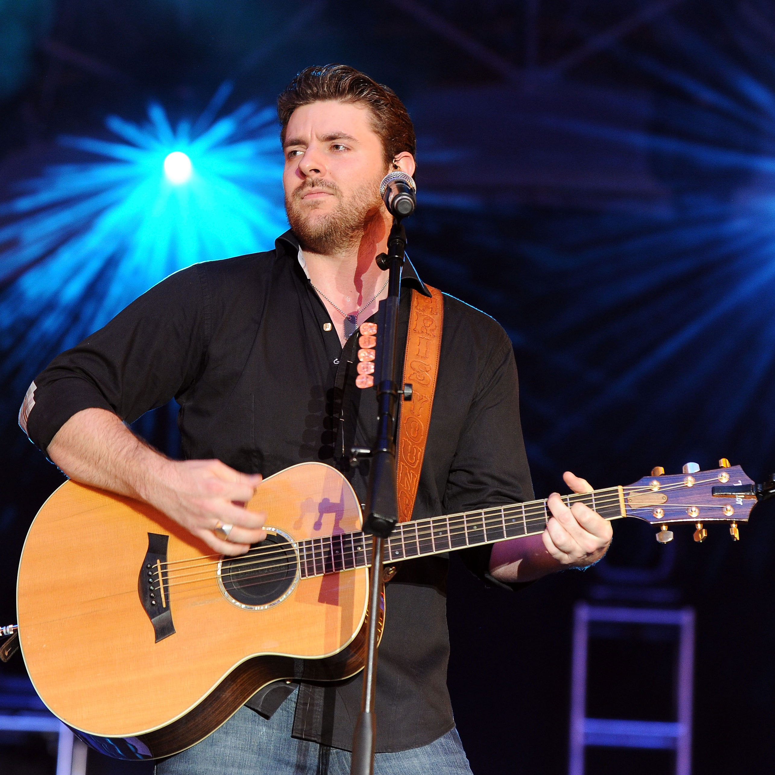 Chris Young 10 Artists Who Made Me Who I Am Rolling Stone