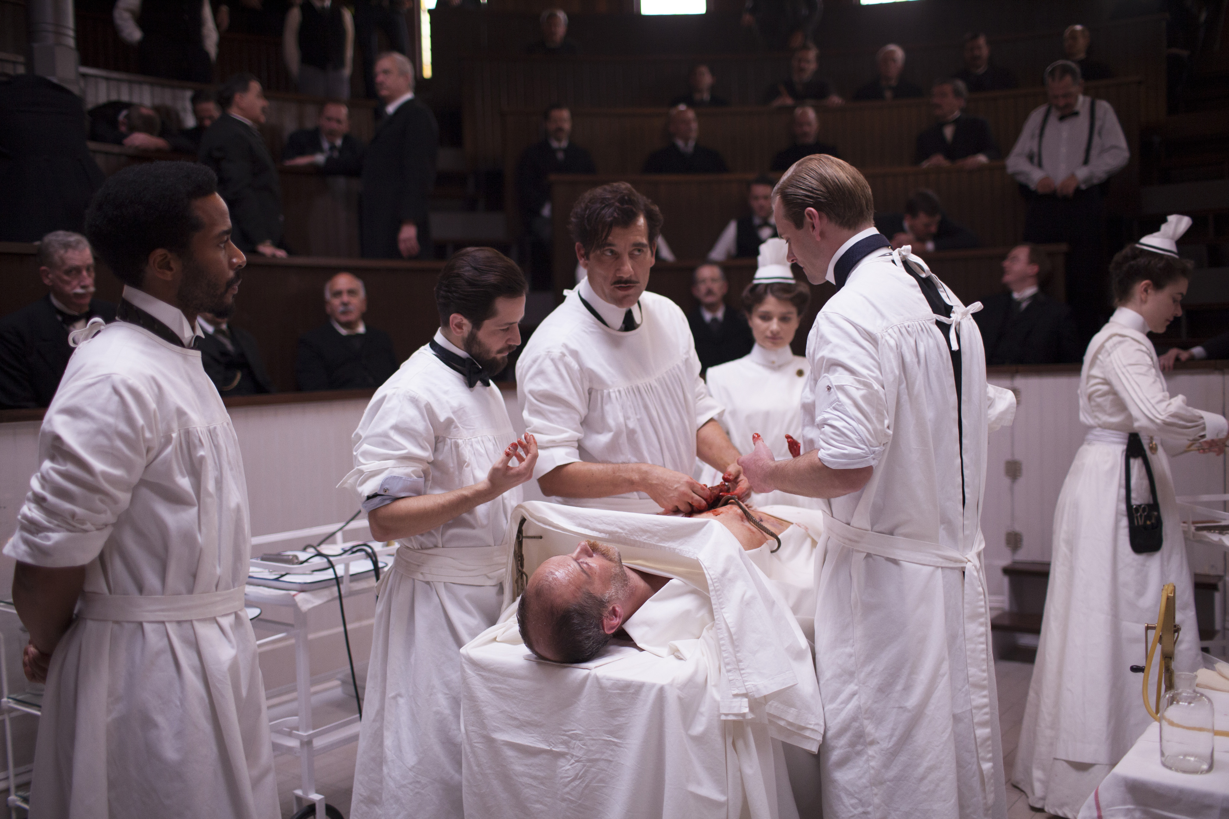 'The Knick': Blood, Sweat and Cocaine