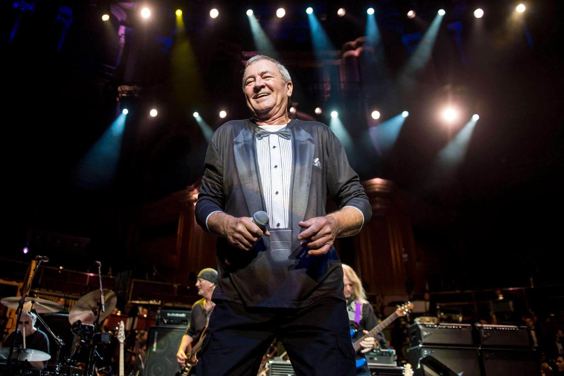 Deep Purple's Ian Gillan: It's 'Unconscionable' to Reunite Old Lineup