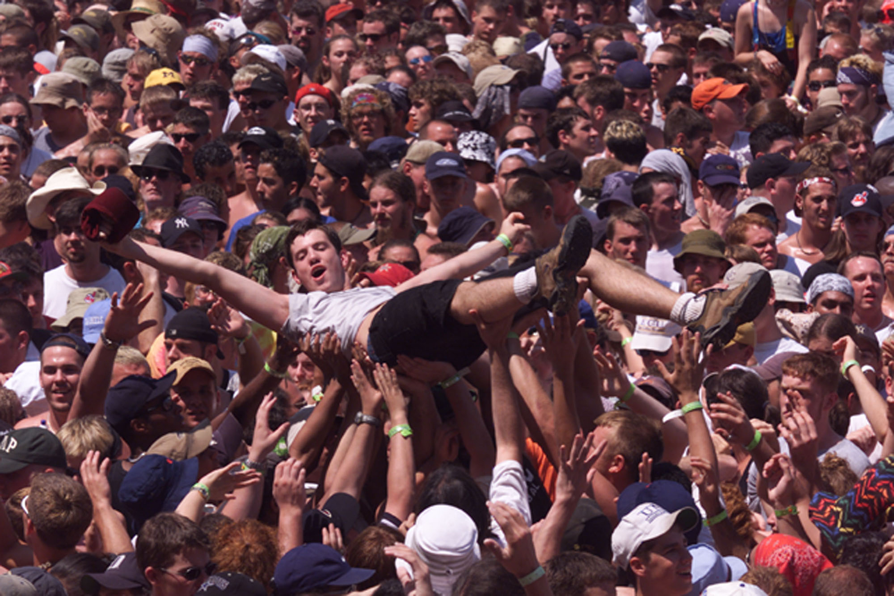 19 Worst Things About Woodstock '99