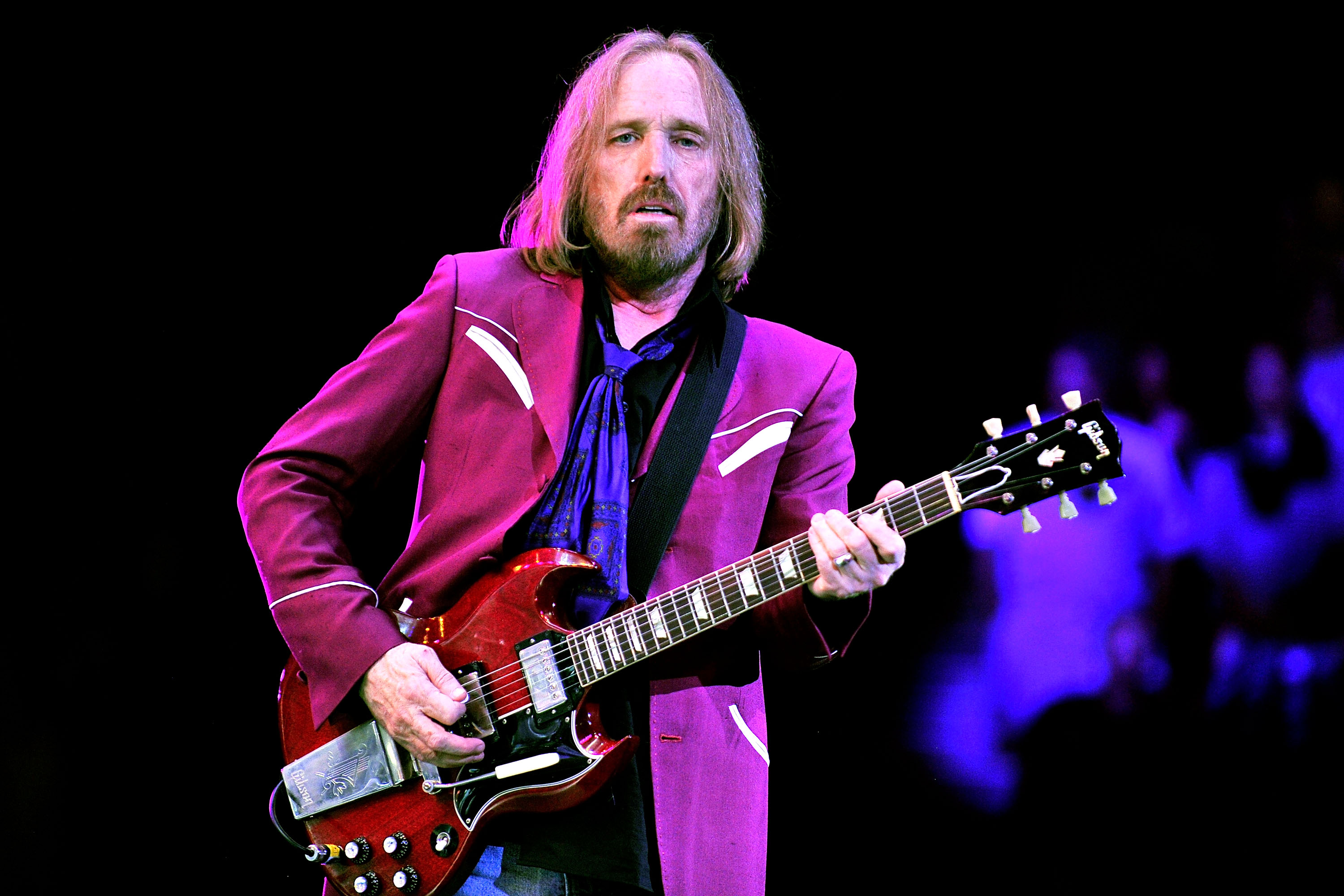 Tom Petty Scores First Number One Album in 38-Year Career