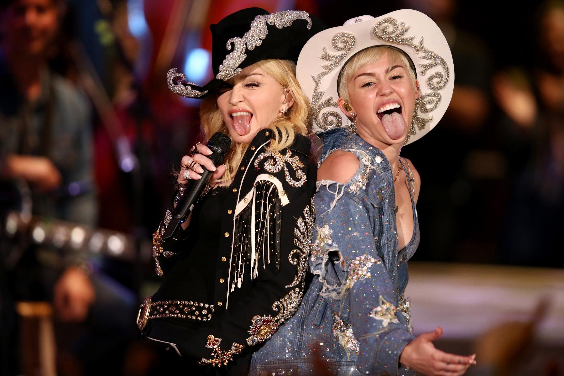 Rufus Wainwright Calls Miley Cyrus, Madonna Collaboration 'Horrifying'
