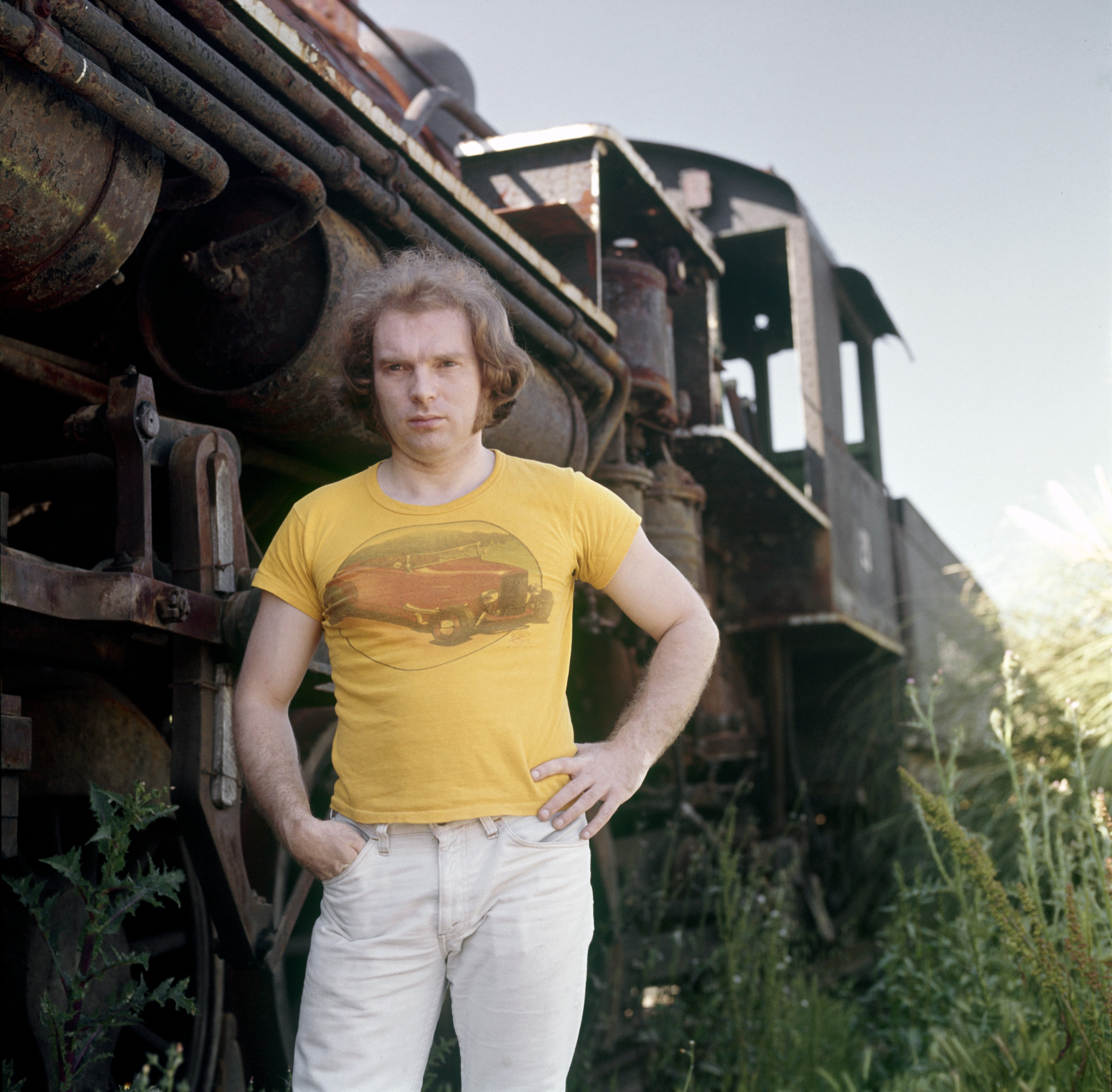 Van Morrison to Release Lyric Book 'Lit Up Inside' This Fall