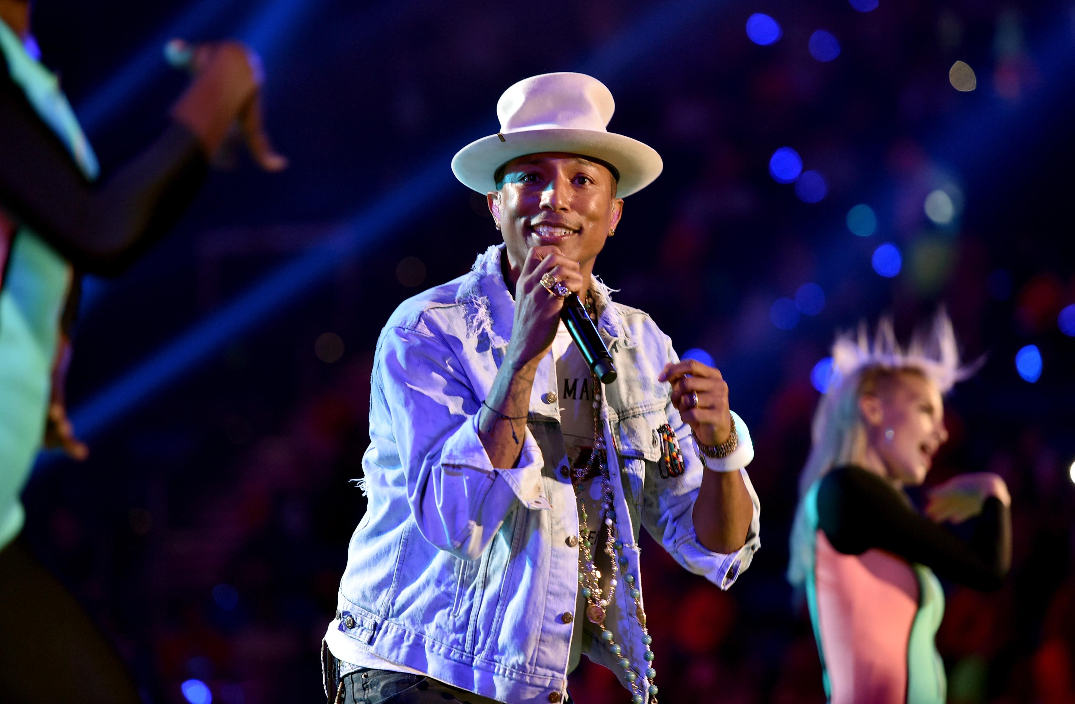 Pharrell, Tyler, the Creator and Rick Ross to Play Odd Future's Festival