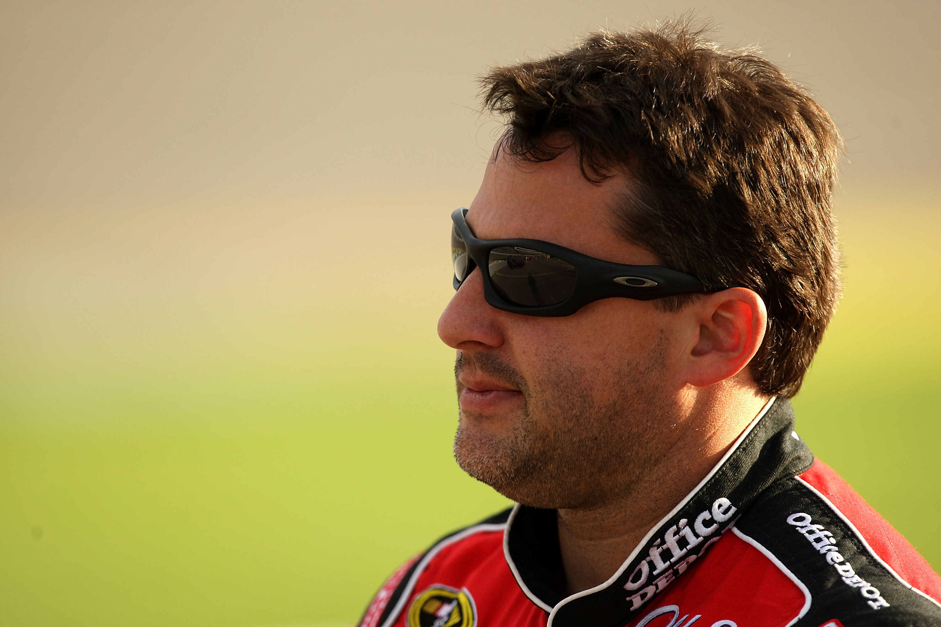 Where There's Smoke: Up Close With Tony Stewart, NASCAR's Nastiest Driver