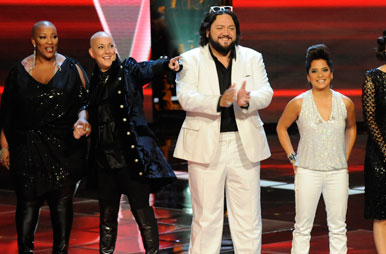 The Voice' Recap: And Then There Were Eight – Rolling Stone