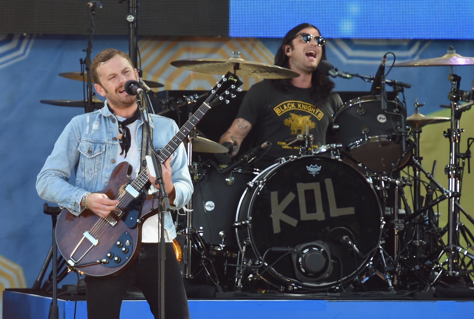Kings of Leon's Nathan Followill Injured in Tour Bus Accident