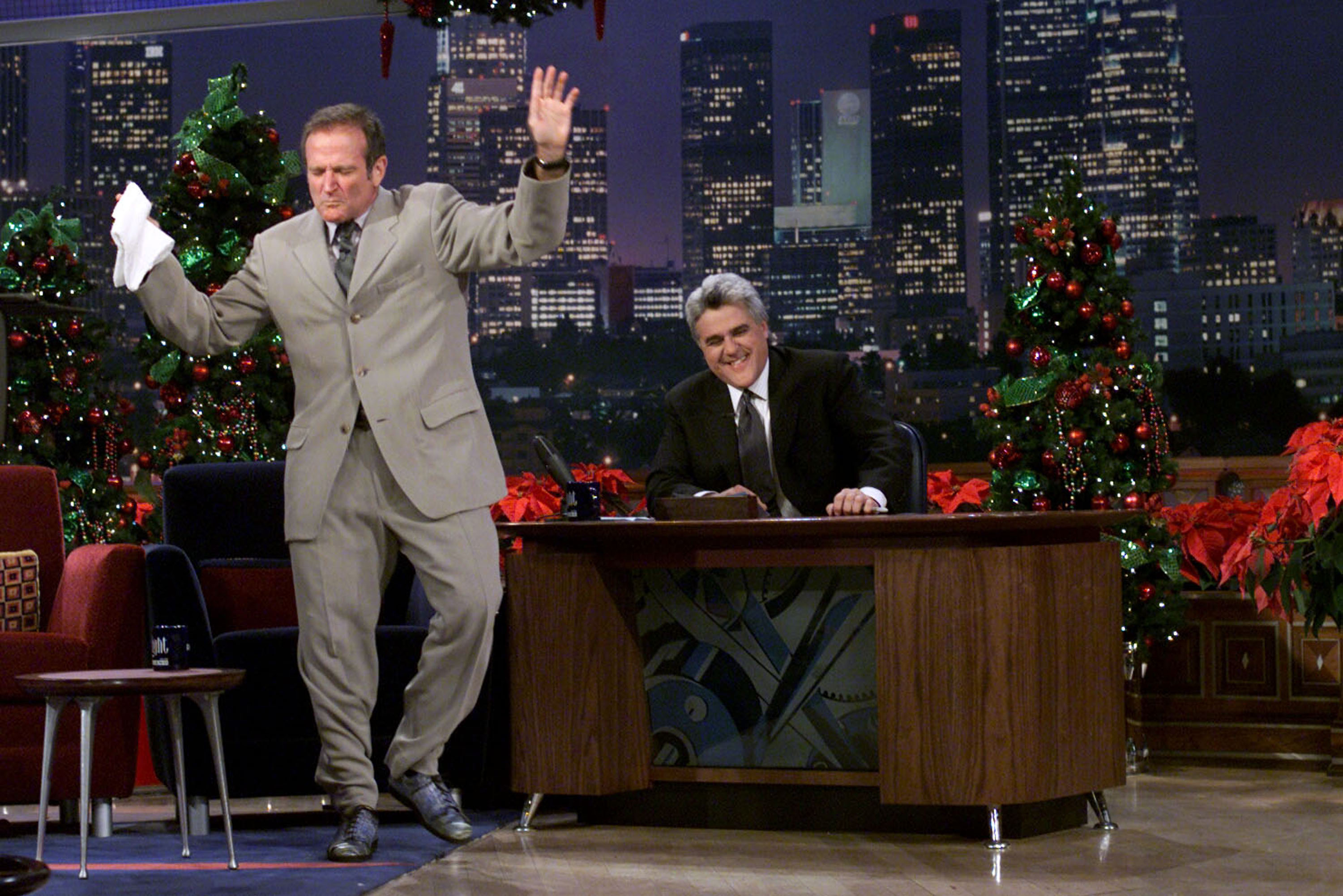 Robin Williams Performs His Funniest Impressions – Rolling Stone