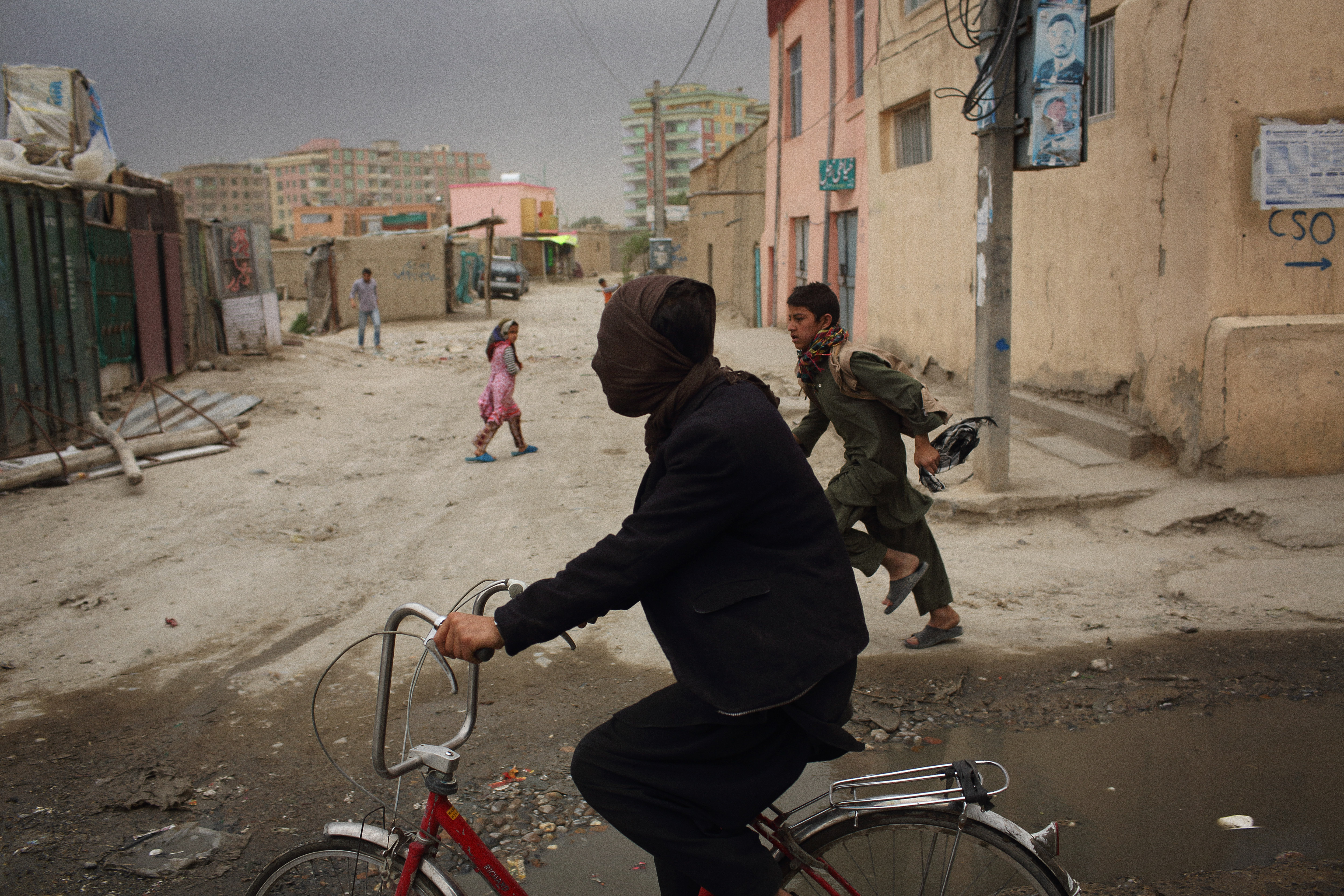 Last Tango in Kabul: Blood and Chaos in a Desperate City