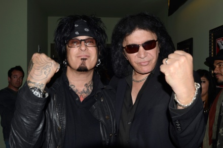 Gene Simmons' Depression and Suicide Comments Anger Nikki