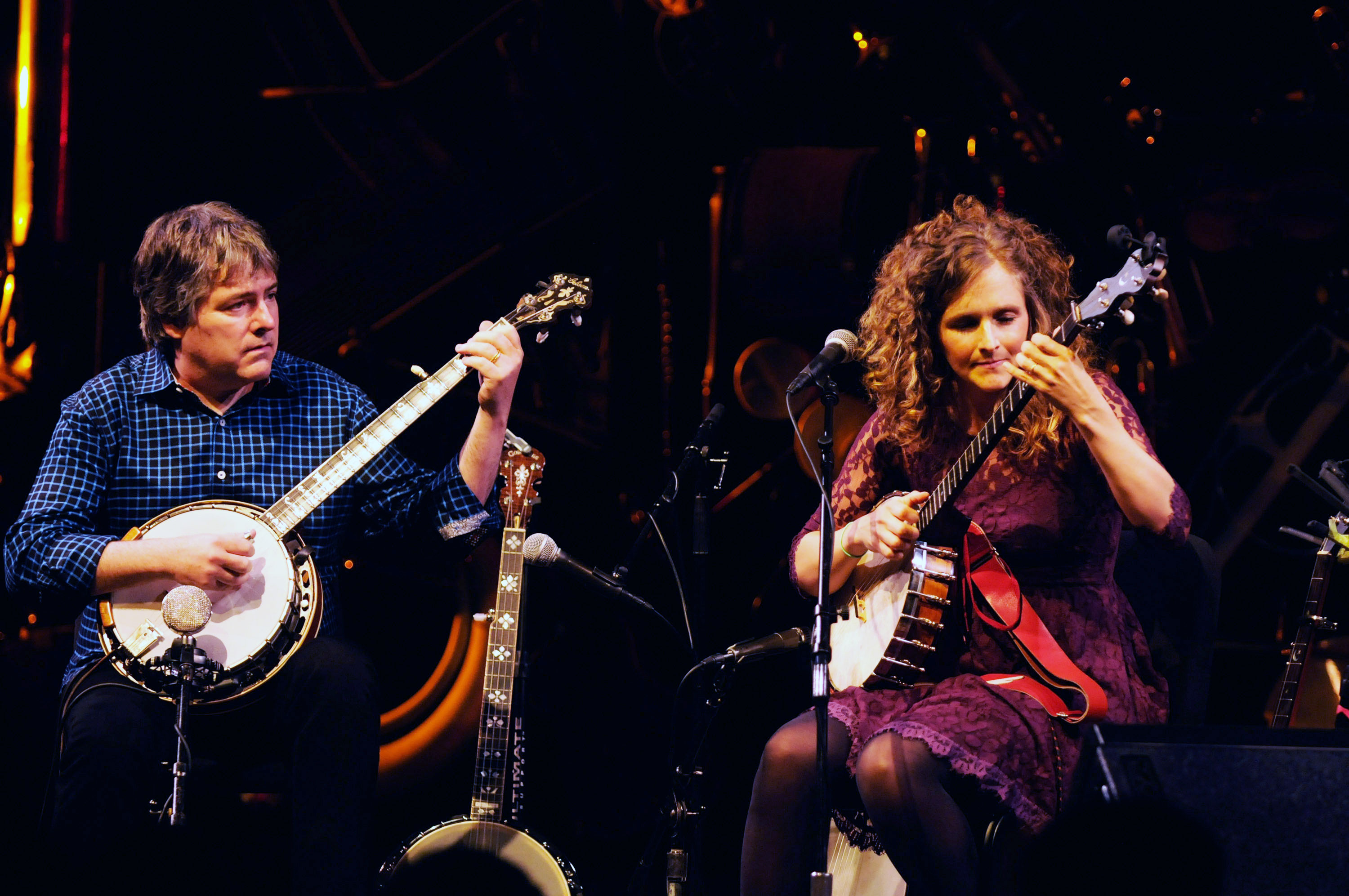Abigail Washburn and Béla Fleck to Release Debut Album