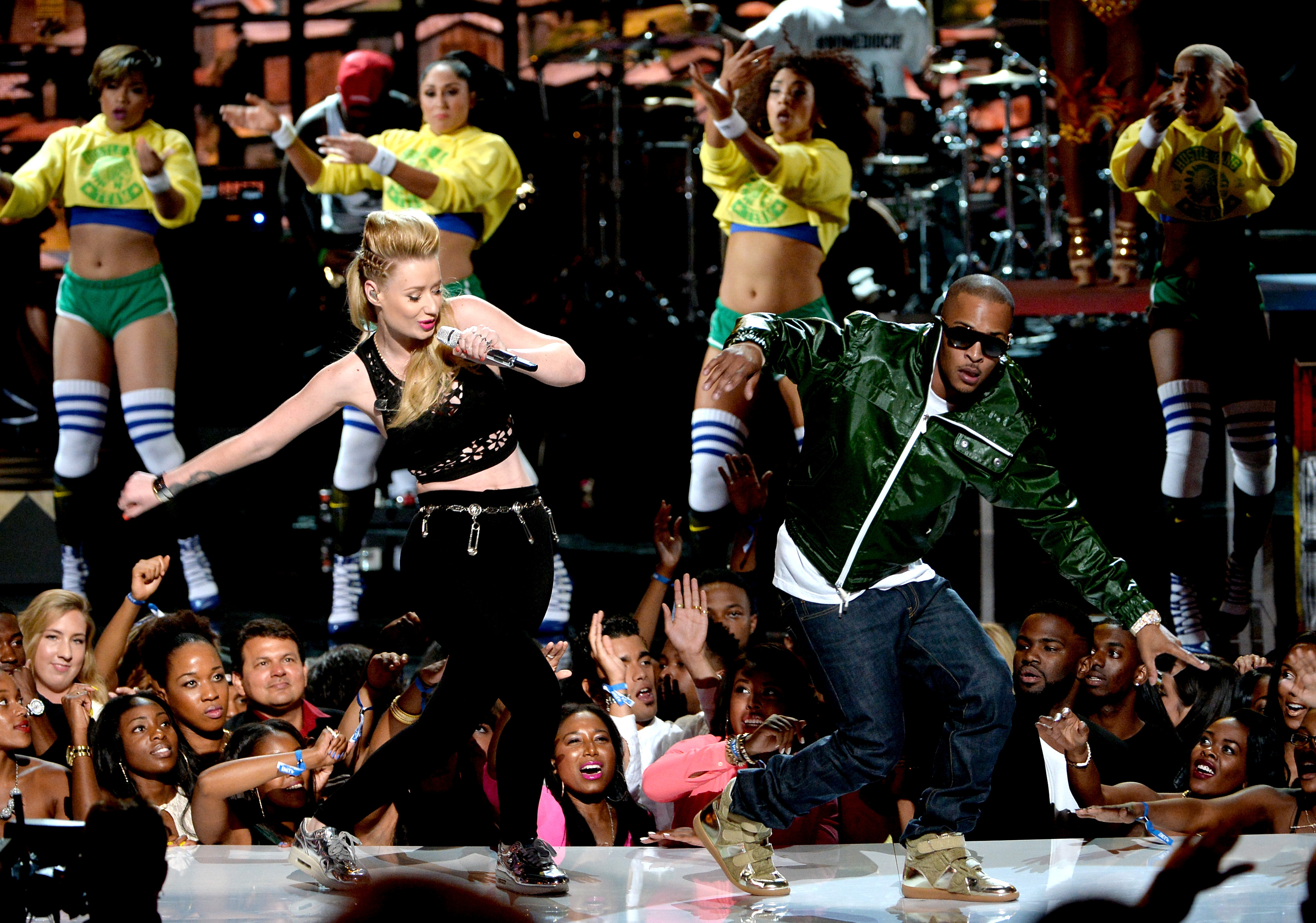T.I. Goes In: MC on Iggy Azalea, Ambitious Album Trilogy and Young Thug
