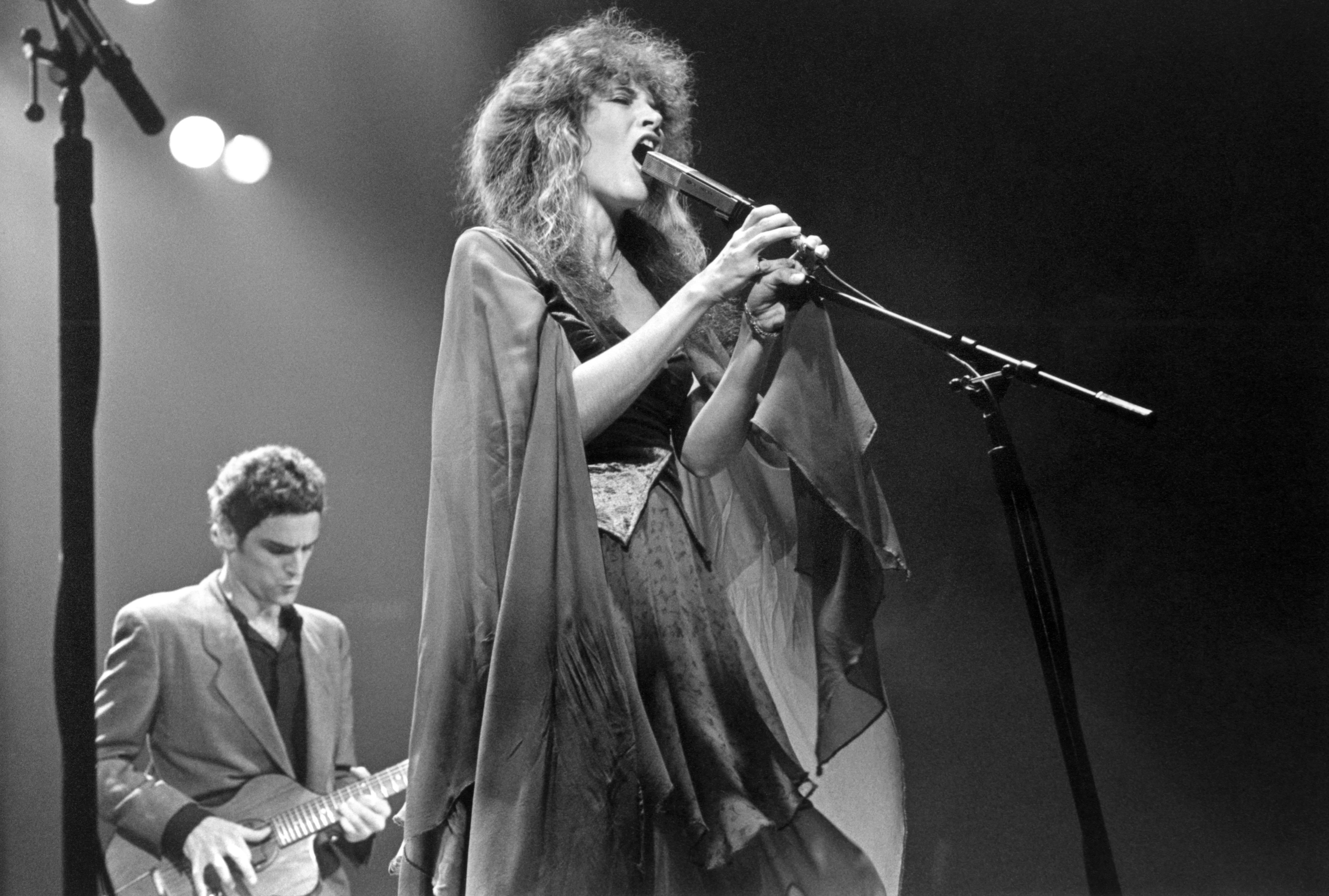 Stevie Nicks Asks Fans To Design New Shawl