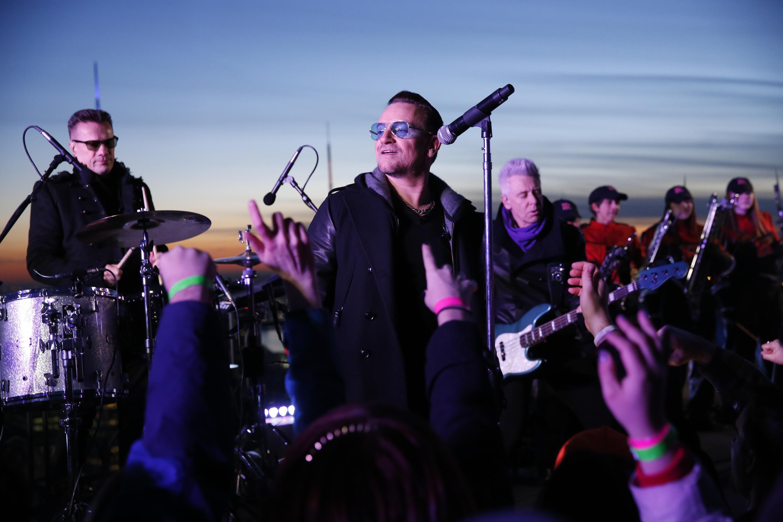 U2 Still Planning to Release New Album in 2014