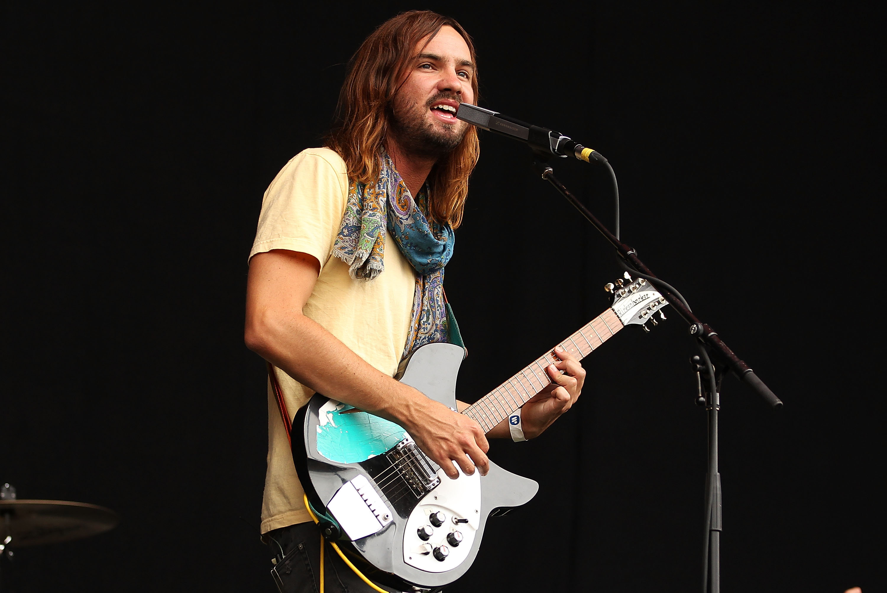 Kevin Parker's New-School Psychedelia Swirls and Spews