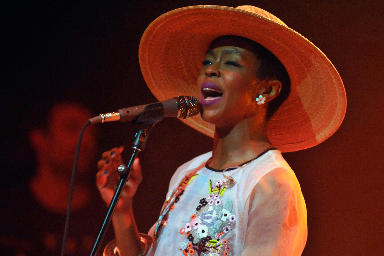 Lauryn Hill Dedicates 'Black Rage' Song to Ferguson
