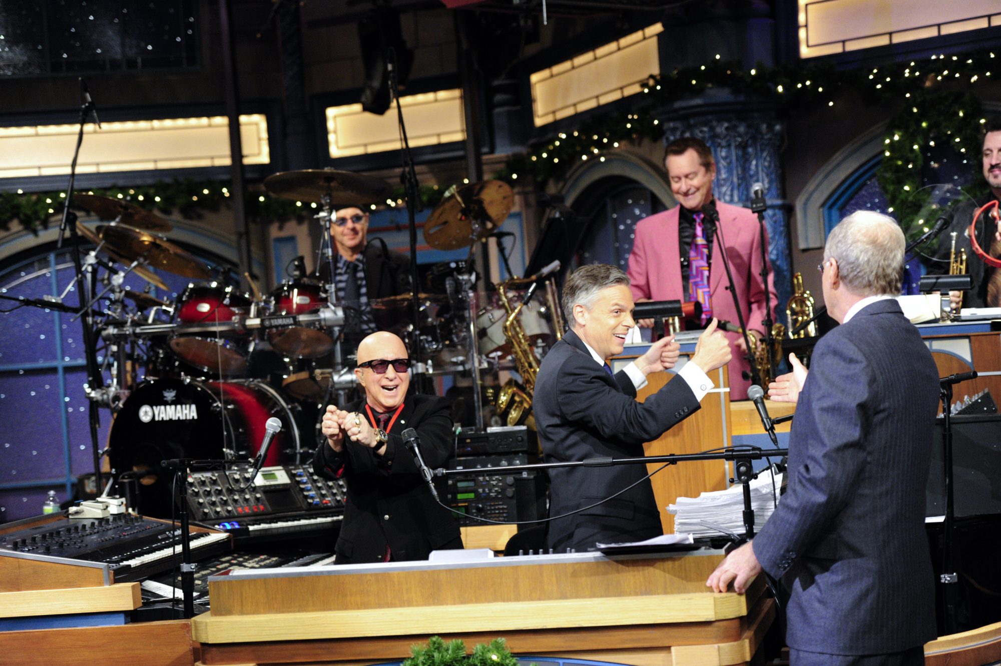 Life After 'Letterman': Paul Shaffer on Show's Final Music and What's Next