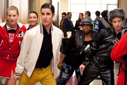 Glee Recap A Tribute Worthy Of A King Rolling Stone