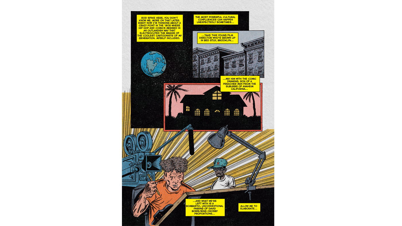 Read the Spike Lee 'Hip Hop Family Tree' Comic – Rolling Stone