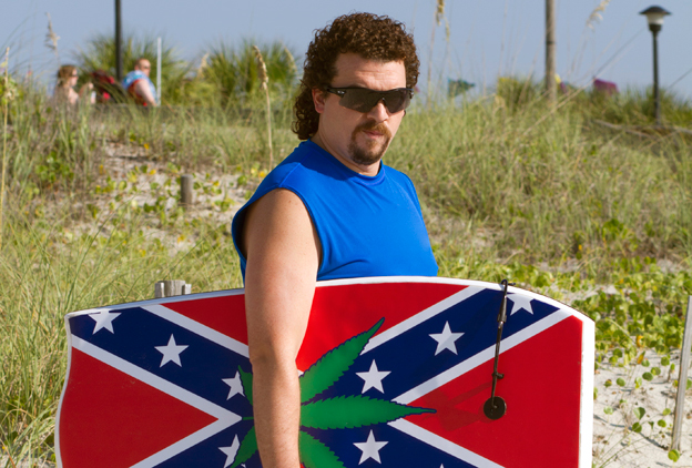 Kenny Powers And The Unlikely Rise Of Danny Mcbride Rolling Stone